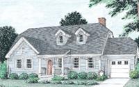 Brockway-thumb Cape Modular Homes