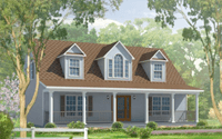 The-Carlisle-Thumb Cape Modular Homes