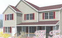 Triplex-thumb Multi-Family Modular Homes