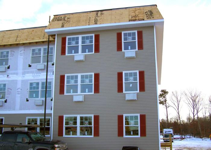 cabrini06 Multiplex Apartment Building