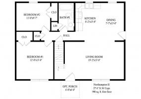 thimg_Northhampton-II-first-floor-plan_285x200 Cape Modular Homes 2