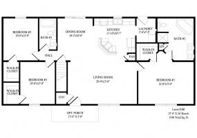 thimg_Laurel-Hill-floor-plan_285x200 Ranch Modular 2