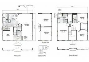 thimg_Haywood-floor-plan_285x200 2 Story Modular Home Modulars 2