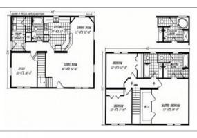 thimg_Hemingway-floor-plan_285x200 2 Story Modular Home Modulars 2