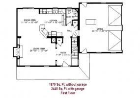 thimg_hickory-B-first-floor-plan_285x200 2 Story Modular Home Modulars 2