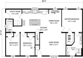 thimg_Bridgeport-C-floor-plan_285x200 Ranch Modular 2